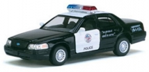 Модель машинки FORD CROWN VICTORIA POLICE Kinsmart (Кинсмарт) KT5327W